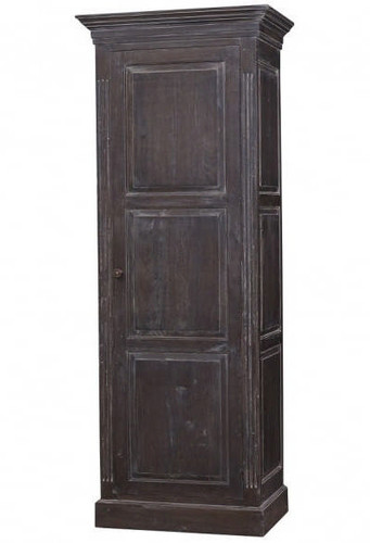 Sonoma Narrow Kitchen Cupboard - Brown Suede /ANC