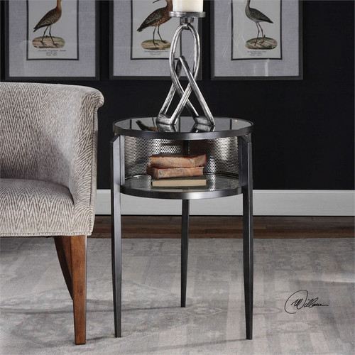 Gustav Accent Table by Uttermost