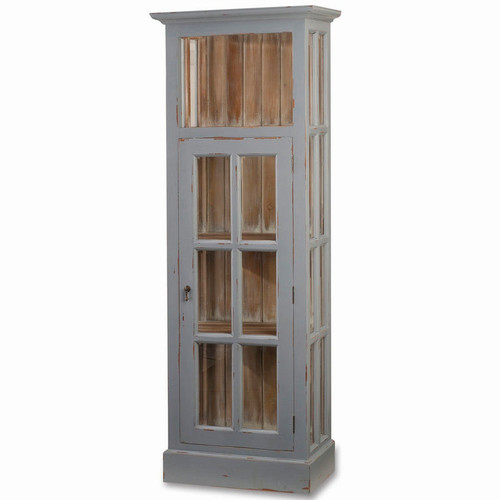 Cape Cod Bookcase w/ Doors - Any Colour