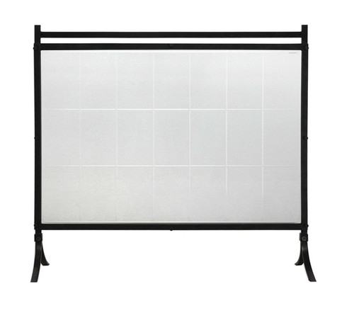 Tate Fireplace Screen by Uttermost