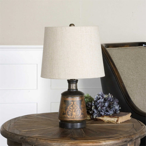Mela Table Lamp by Uttermost