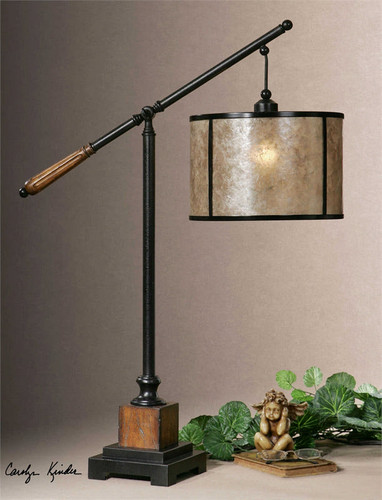 Sitka Desk Lamp by Uttermost