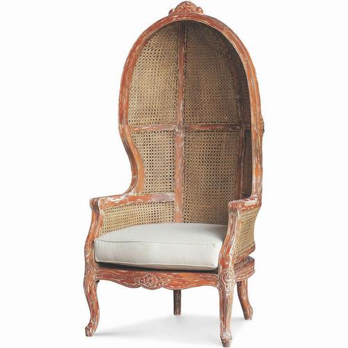 Queen Chair - Size: 153H x 76W x 71D (cm)