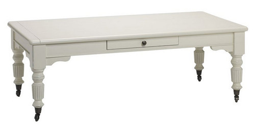 Cambria Coffee Table 2 Drawer - EX DISPLAY