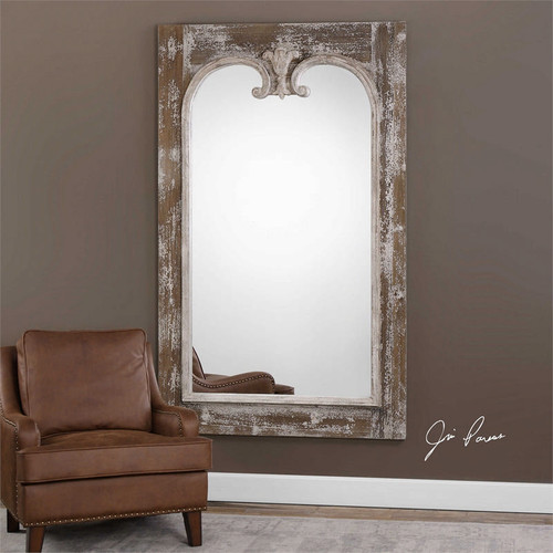 Belvedere Mirror by Uttermost