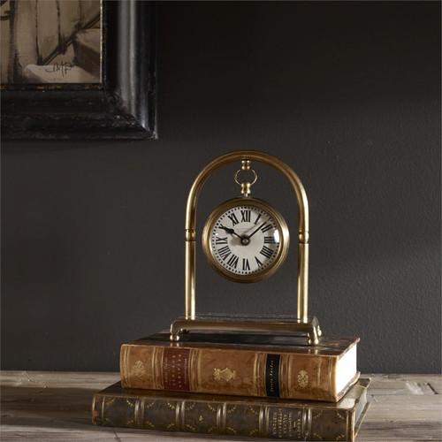 Bahan Desk Clock