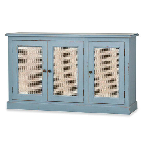 Wilmington 3 Door Sideboard - Size: 90H x 157W x 42D (cm)
