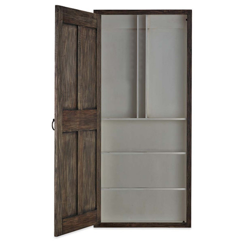 Edinburgh Narrow Wine Door Cabinet Right Opening - Any Colour