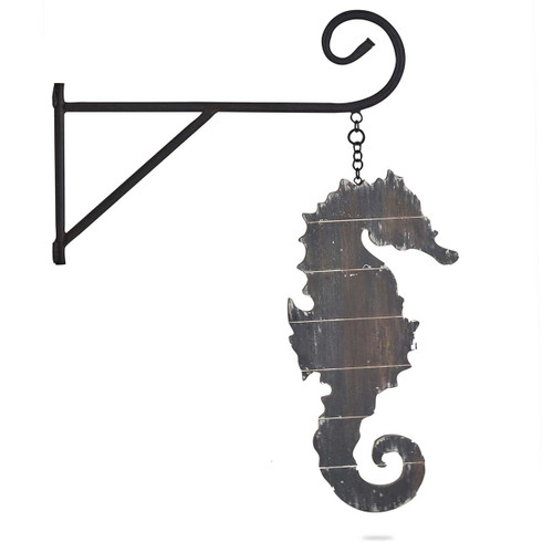 Seahorse with Iron Bar - Any Colour
