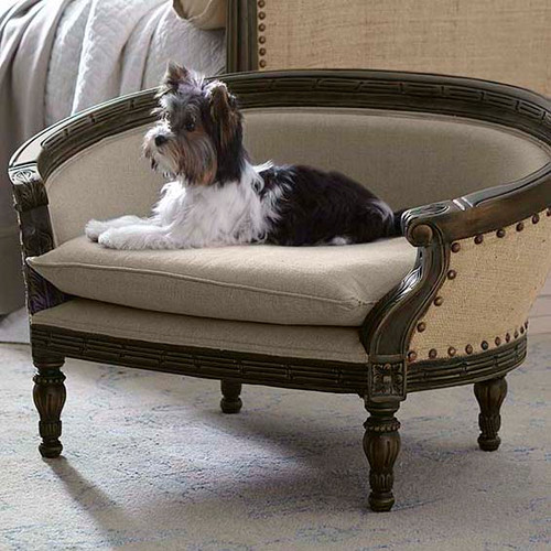 St James Dog Bed  - Any Colour