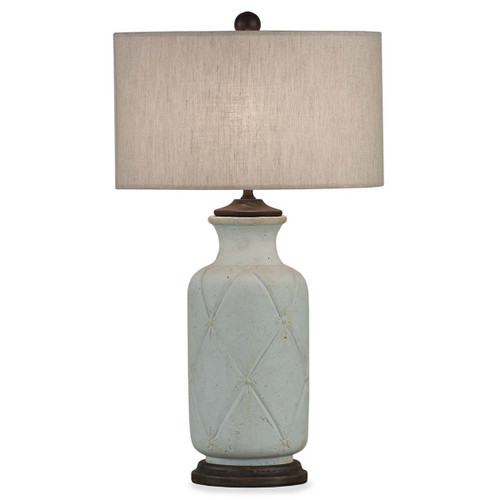 Trattoria Table Lamp - Size: 78H x 46W x 46D (cm)