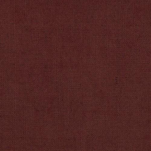 LN100 Vermillion Red Linen by Bramble Co