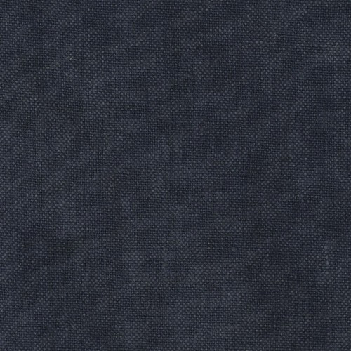 LN109 Navy Blue Linen