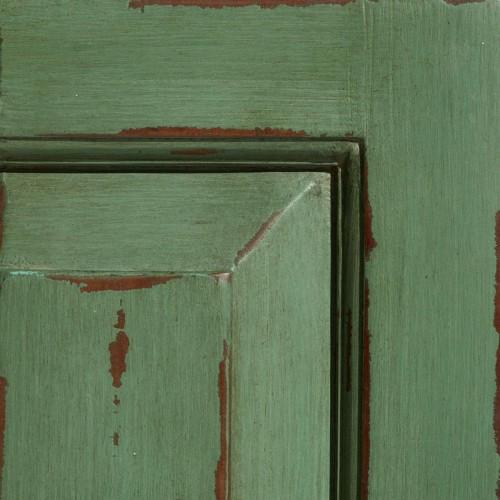 DSG Dark Sage Green custom timber furniture colour