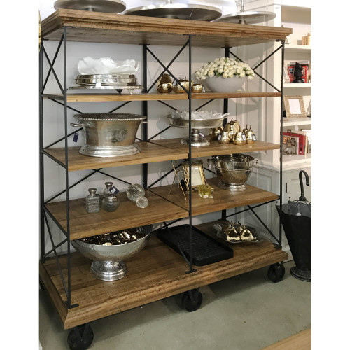 Chambon Double Shelving