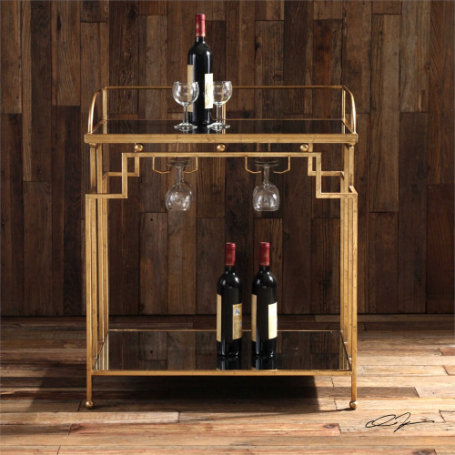 Burgess Bar Cart