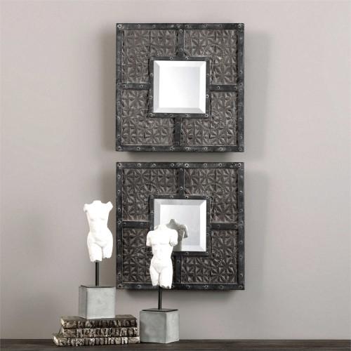 Gaiana Mirror Squares Set/2