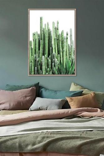 Framed Print: Emerald City