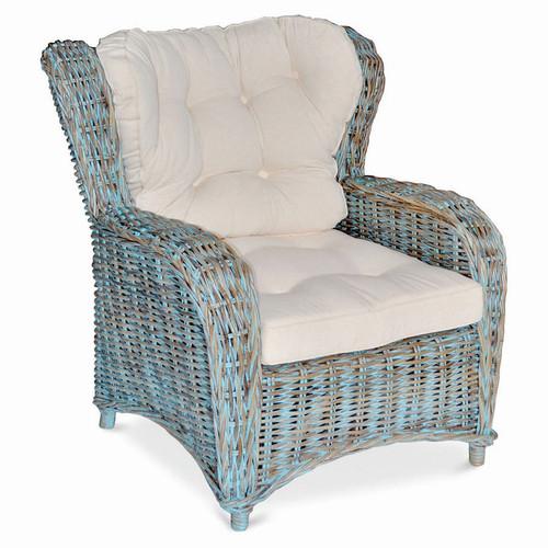 Liberty Chair - Size: 98H x 94W x 97D (cm)