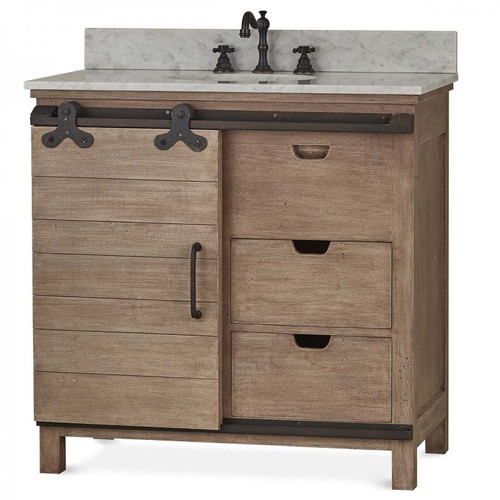 Sonoma Single Vanity - Any Colour