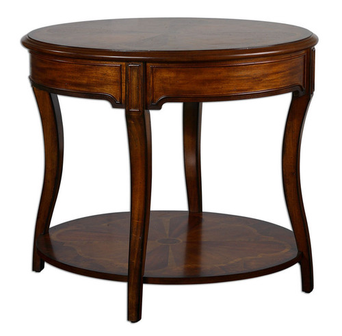 Corianne Lamp Table by Uttermost