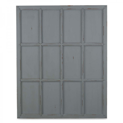 Italian Paneled Window - Any Colour