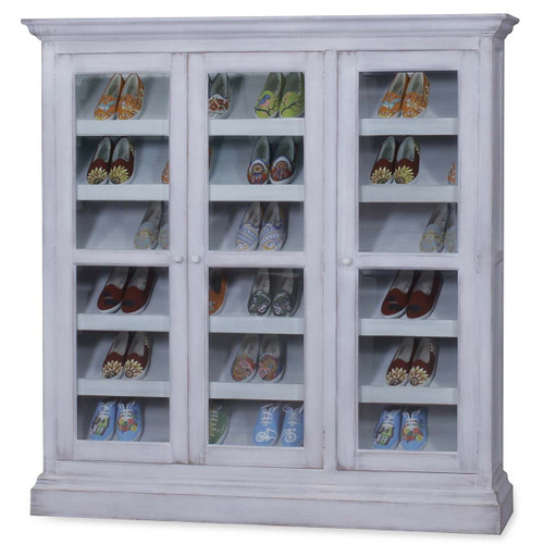 Sari Shoe Cabinet - Any Colour