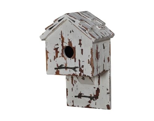 Bird House H - Hand-crafted - FLOOR STOCK