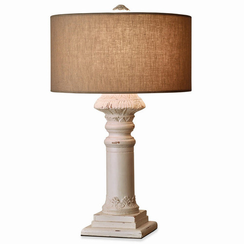 Althorp Lamp Base w/ Shade - Any Colour