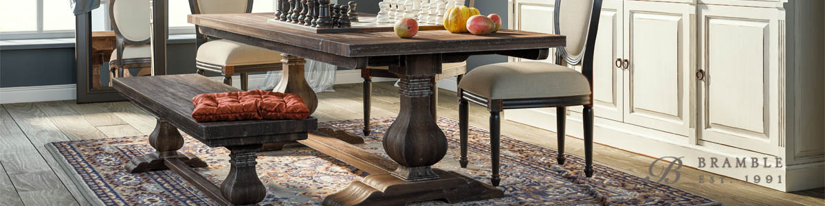 LUXURIOUS DINING TABLES - Maison Living French Provincial Furniture Hamptons Furniture