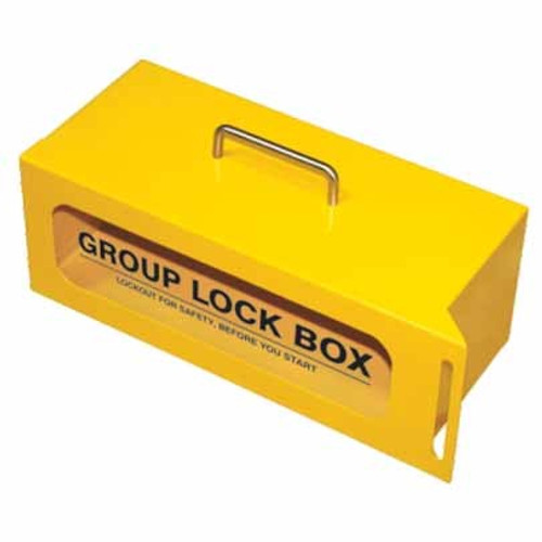 Group Lock Box - (SS) PS-LOTO-GLBY1