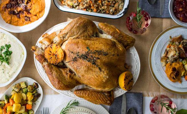 Philadelphia Thanksgiving Catering