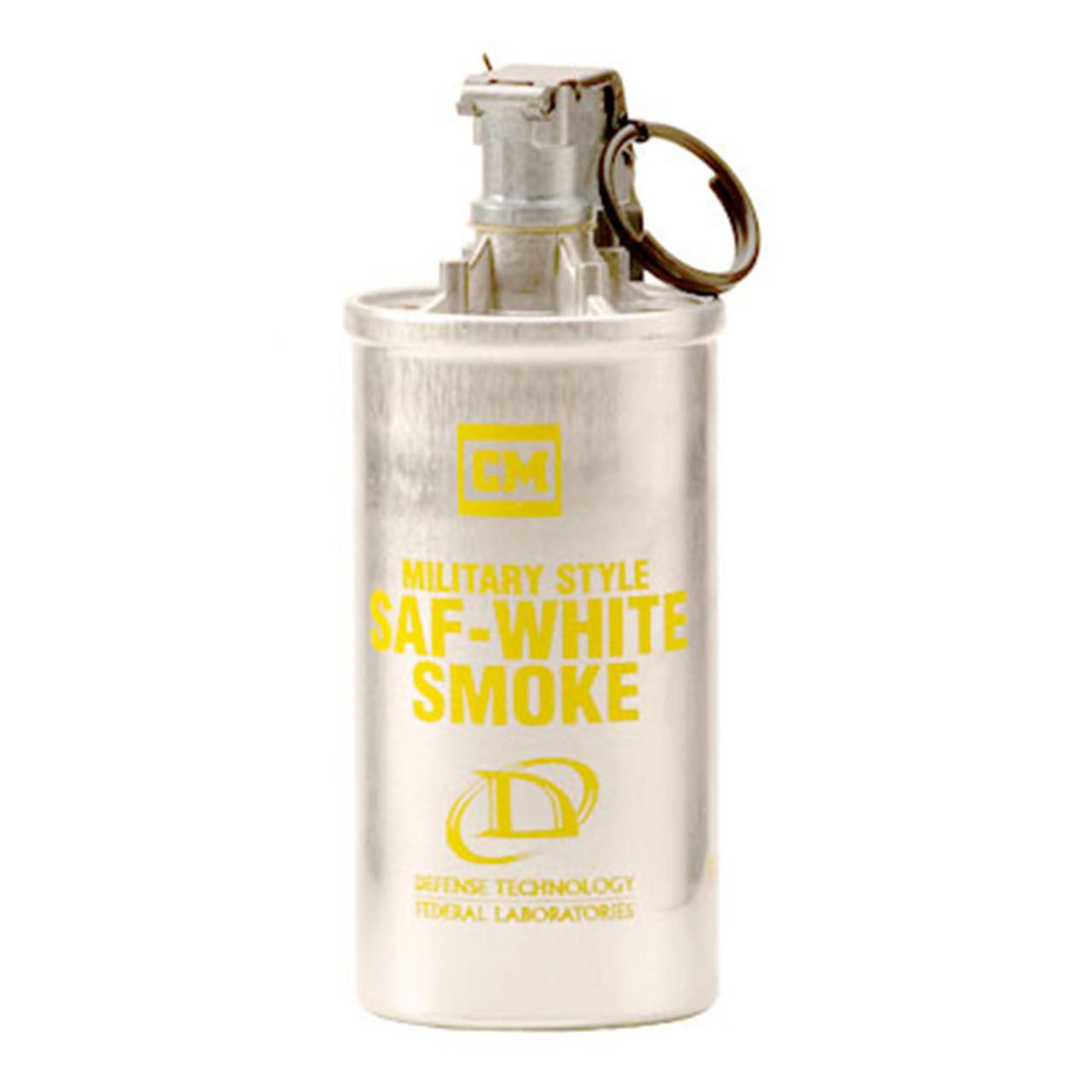 Def Tec Military Style Saf Smoke Grenade Atlantic