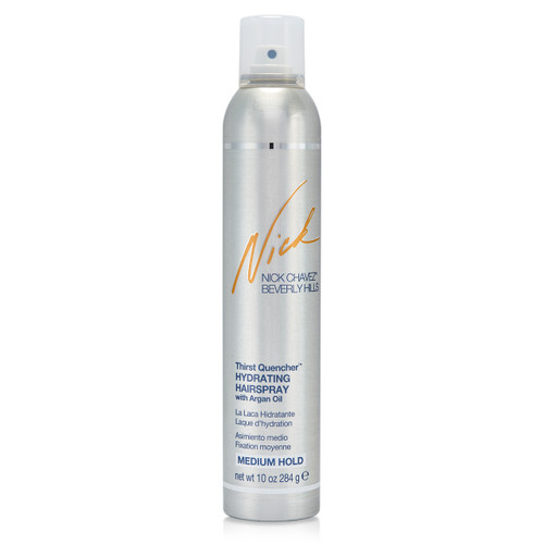 Thirst Quencher Hydrating Hairspray 10oz