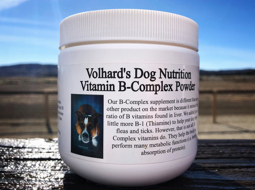 Vitamin B - Complex Powder
