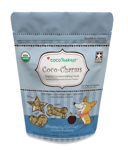 CocoTherapy Coco-Charms (Blueberry Cobbler)