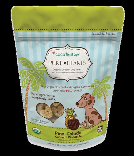 CocoTherapy Pure Hearts (Pina Colada)