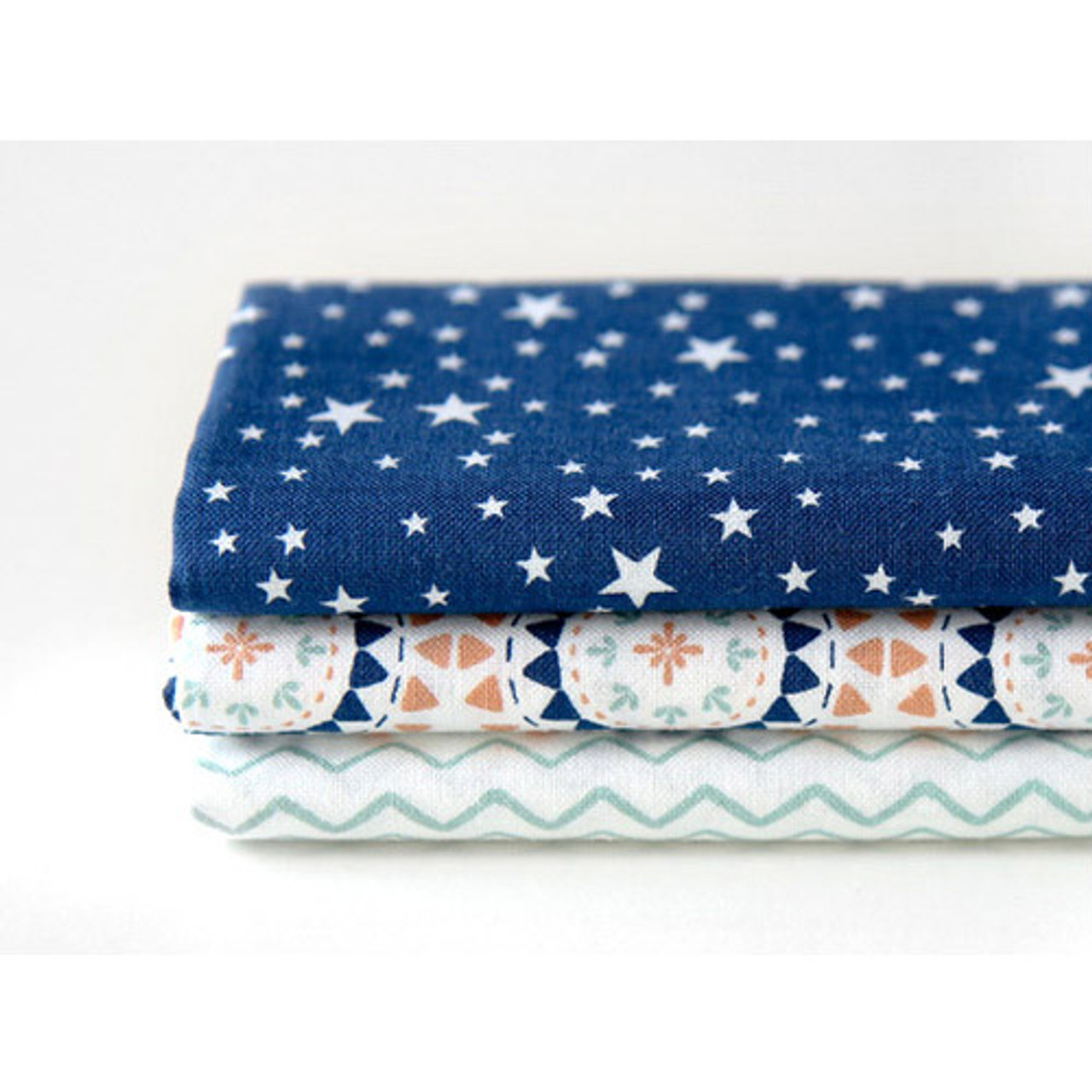 Dailylike quarter fabric pack of 3 cotton - camping ...