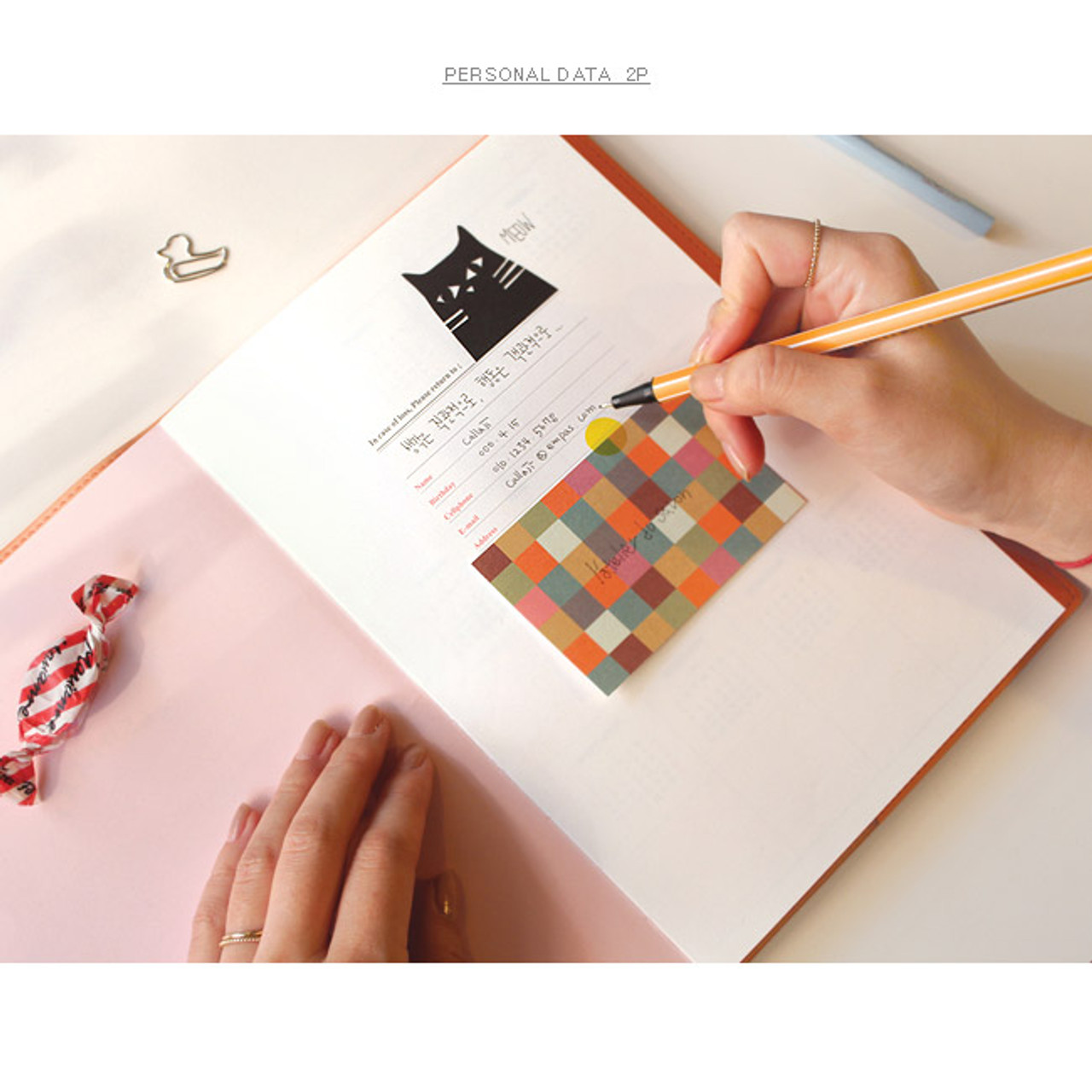 2014 Romane 365 Days Together Dated Diary Scheduler L