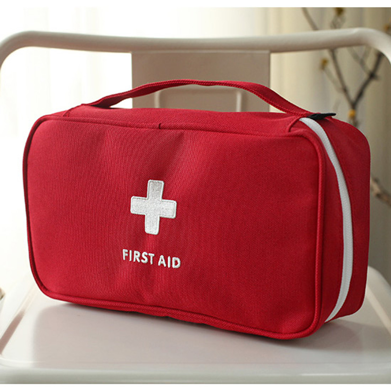 2nul Le Around First Aid Zip Around Large Pouch Fallindesign