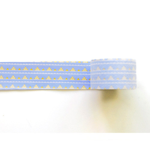 Dailylike Fabric Bias Tape Flag Fallindesign