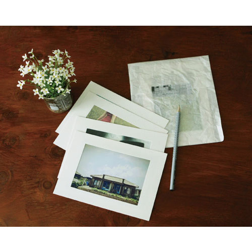 Moods&Views 4X6 design paper photo frame set - fallindesign