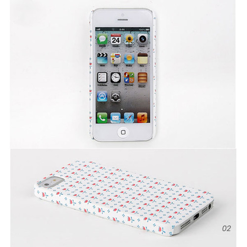 Dailylike Iphone 5 Pattern Phone Case Daydream