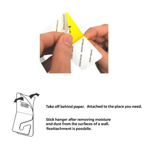how to use adhesive tape babyfoot