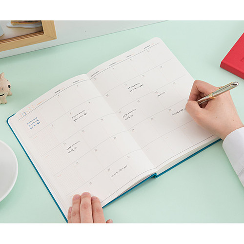 business planner