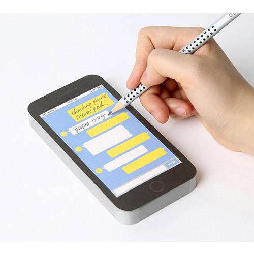 Chachap Smartphone Message Memo Pad Fallindesign