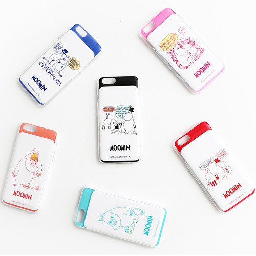moomin iphone 6 case