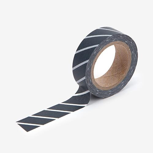 dailylike deco masking tape single slash. Black Bedroom Furniture Sets. Home Design Ideas
