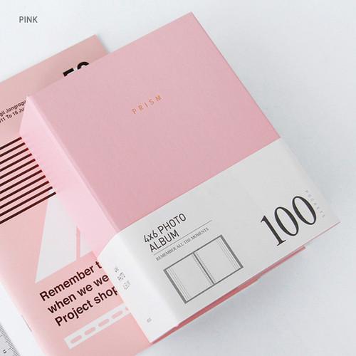 indigo prism 4x6 slip in pocket photo album 100 pockets fallindesign