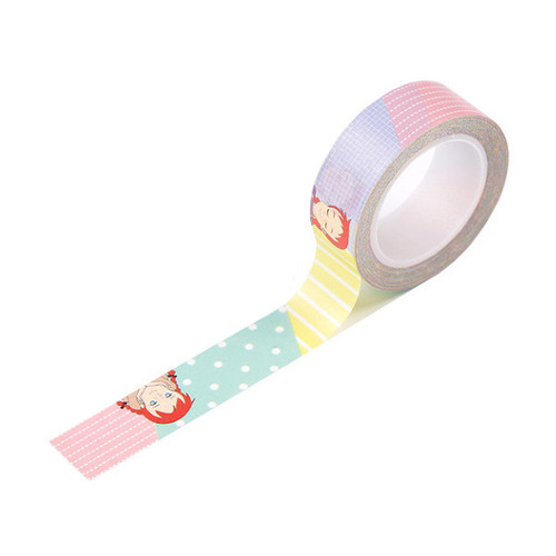 Dot anne 0.59X11yd single deco masking tape